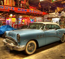 Automobile Heaven by Bob Christopher