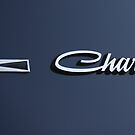 1966 Dodge Charger Badge by kalitarios