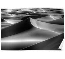 Death Valley Platinum Dunes Poster
