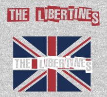 Indie-The Libertines Kids Tee