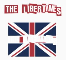 Indie-The Libertines One Piece - Short Sleeve