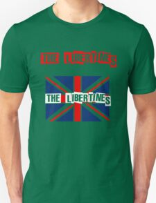 Indie-The Libertines T-Shirt