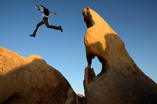 Leap Of Faith by Bob Christopher