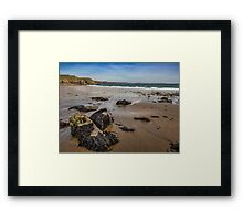 Barafundle Bay Framed Print
