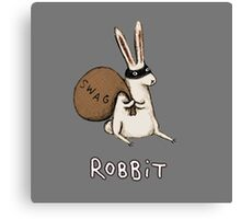Robbit Canvas Print