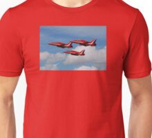 The Red Arrows - Fairford 07 Unisex T-Shirt