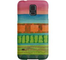 Sultry Day at the Seaside Samsung Galaxy Case/Skin