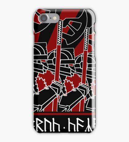 Dwarven Constructivism! iPhone Case/Skin