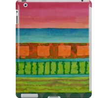 Sultry Day at the Seaside iPad Case/Skin