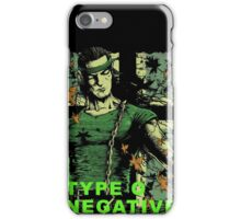 TYPE O NEGATIVE Rey7 Peter Steele iPhone Case/Skin