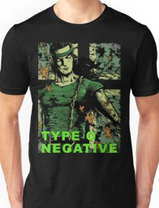 TYPE O NEGATIVE Rey7 Peter Steele Unisex T-Shirt