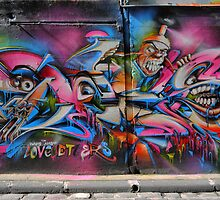 Hosier Lanes Latest ( 1 ) by cullodenmist