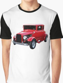 1930 Ford Model A Coupe Graphic T-Shirt