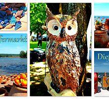 Töpfermarkt Dießen ~ Pottery Market  by ©The Creative  Minds
