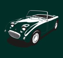 Austin-Healey Sprite Bugeye by ghost650