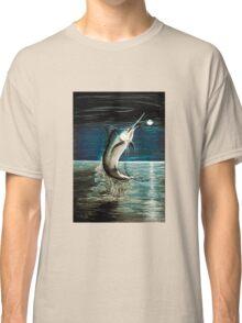 Moonlit Marlin Classic T-Shirt