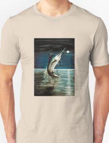 Moonlit Marlin T-Shirt