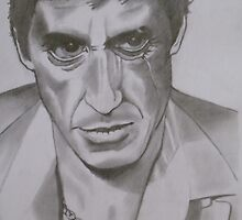 Scarface by bmitra