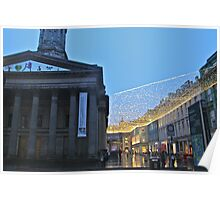 GOMA Glasgow Poster