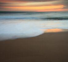 The light of dawn by Mel Brackstone