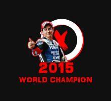 Jorge Lorenzo: 2015 World Champion in MotoGP (A) Unisex T-Shirt