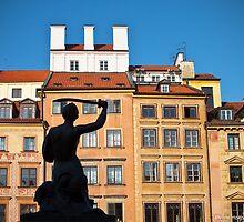 Mernaid in Warsaw by Moko1