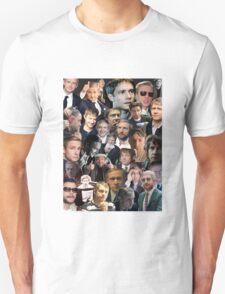 Martin Freeman Collage Unisex T-Shirt