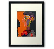 Cubism 2 Framed Print