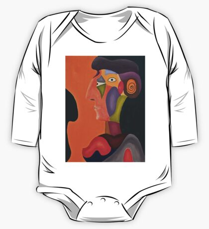 Cubism 2 One Piece - Long Sleeve
