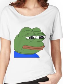 Pepe the Frog Women's Relaxed Fit T-Shirt