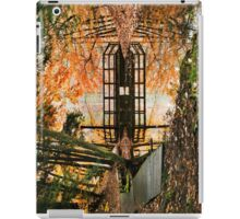 Orange Autumn Reflection Landscape iPad Case/Skin