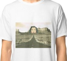 The road ahead  Classic T-Shirt