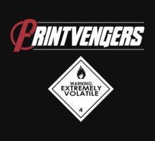 Printvengers Breaking Gifs (Dark Colours) by Zort70