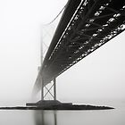 Bridge in Fog by chriscyner