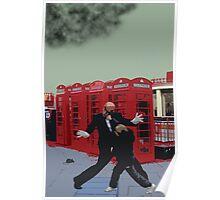 London Matrix, Punching Mr Smith Poster