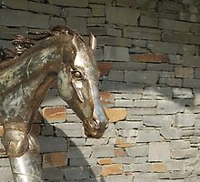Courageous Horse by Jen Davies
