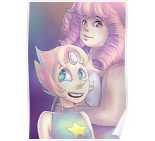 Pearl and Rose Poster