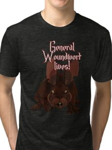 Watership down - General Woundwort lives Tri-blend T-Shirt