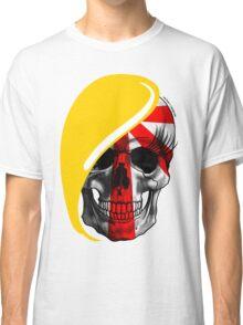 Blond Skull Classic T-Shirt