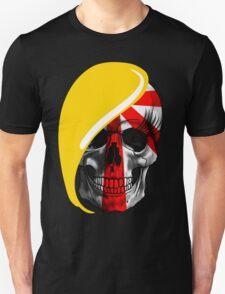 Blond Skull T-Shirt