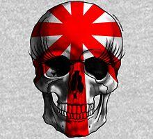 Red Light Skull Unisex T-Shirt