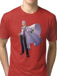 Yolanda, Purple Duelist Tri-blend T-Shirt