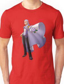 Yolanda, Purple Duelist Unisex T-Shirt