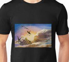 Erupting Sky Unisex T-Shirt