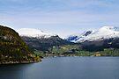 Slartibartfast's finest, Nordfjord, Norway by David Carton
