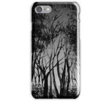Manga Trees iPhone Case/Skin