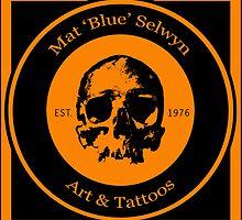 Mat 'Blue' Selwyn Art & Tattoos by BlueSelwyn