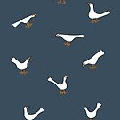 White Birds by Nic Squirrell