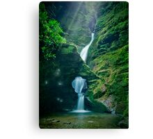 The Magical Glen Canvas Print