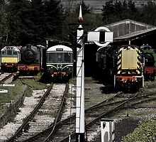 Sidings by Country  Pursuits